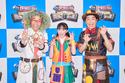芦田愛菜、1万人の前で堂々初舞台!「世界一受けたい授業 THE LIVE 恐竜に会える夏!」が開幕