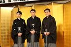 南座新開場記念の「吉例顔見世興行」で高麗屋三代が襲名披露!
