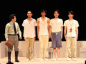 市川知宏や瀬戸利樹が現代に続く物語を熱演『大きな虹のあとで』