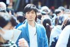 JR新宿駅地下1F西口改札内、森山直太朗の看板が登場!
