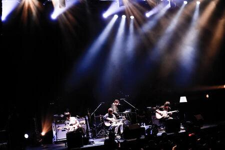 LEGO BIG MORL ~Acoustic & Rock~ TOUR 2018 『月と太陽』 撮影:平野タカシ