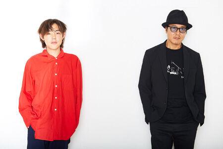 (画像左から)吉村界人、豊原功補撮影:石阪大輔