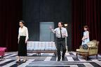 密室空間のスリリングな演劇バトル『出口なし』開幕!