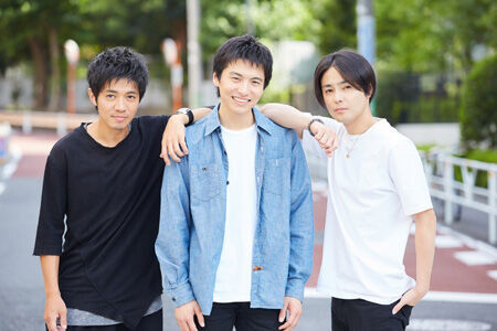 (画像左から)和田正人、宮崎秋人、木村了撮影:石阪大輔