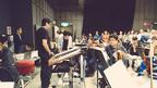 9月17日(月・祝)開催「冨田勲 映像音楽の世界」のリハーサルを公開