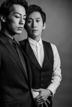 成河&福士誠治、人気ミュージカルに挑む注目の新ペア誕生