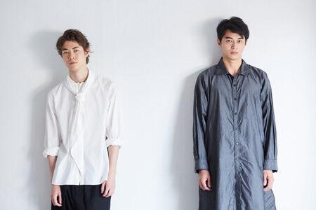 (画像左から)宮沢氷魚、東出昌大撮影:石阪大輔