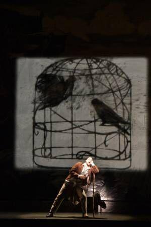新国立劇場オペラ「魔笛」 撮影:寺司正彦提供:新国立劇場