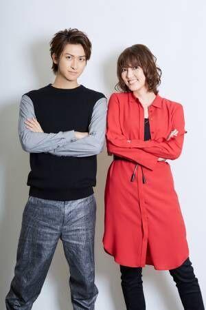 (画像左から)相葉裕樹、朝夏まなと撮影:石阪大輔