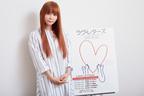 「全力で挑みたい」中川翔子が朗読劇『ラヴ・レターズ』に挑戦