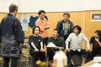 「ゴツプロ」が稽古場でみせた熱い芝居そして圧巻の阿波踊り!