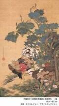 若冲や国芳ら江戸絵画のスターの作品を一挙公開