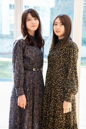 「バチバチするのは本の中だけ」矢島舞美&木崎ゆりあが初共演!舞台『銀幕の果てに』