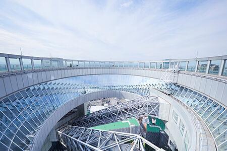 梅田スカイビル・空中庭園展望台が「令和元年 日の出営業」を決定!