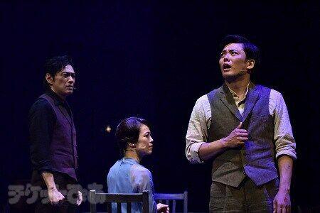 謎めく物語、美しい音楽。ミュージカル『SMOKE』開幕撮影:吉原朱美