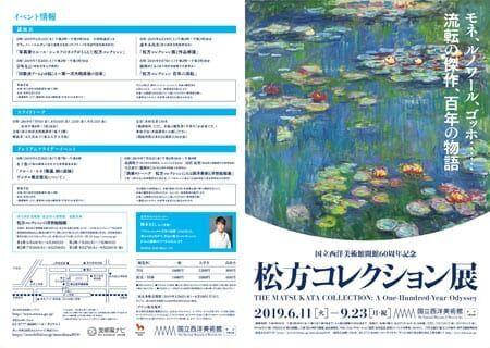 国立西洋美術館の礎となった松方幸次郎のコレクションが集結