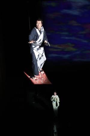 「まだまだがんばる!」『中村雅俊45thアニバーサリー公演』上演中