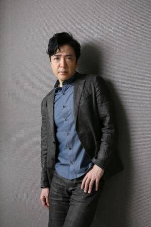 石川禅ソロコンサート、ミュージカルもJ-POPも俳優ならではの表現で