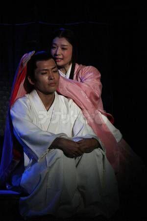 こまつ座『日の浦姫物語』開幕
