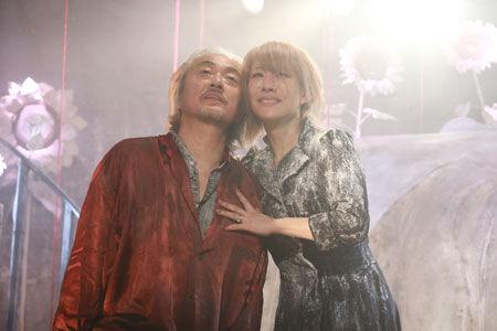 山路和弘と朴ロ美による二人芝居 舞台「さけび」が開幕!