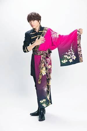 山崎育三郎、ミュージカル俳優ならではのライブショーを!