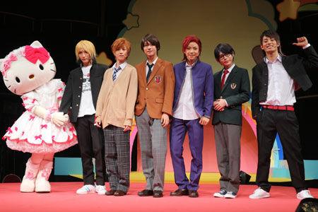 九州勢が初登場! パワーアップした『サンリオ男子』続編開幕