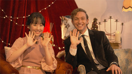 「ブロードウェイ クリスマス・ワンダーランド2019」特別番組がテレビ東京にて放送決定!