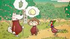 ロボット×松竹×ぴあによるキャラクターコンテンツ『ももまち』公開中