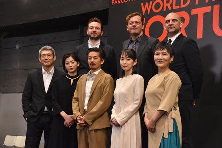 主演の森田剛「僕にとってもチャレンジ」 世界初演舞台『FORTUNE』上演へ