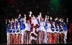 本田望結が華麗に舞う!ブロードウェイ クリスマス・ワンダーランド2019明日開幕