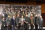 中川晃教主演ミュージカル『チェーザレ 破壊の創造者』で伝説の英雄演じる。