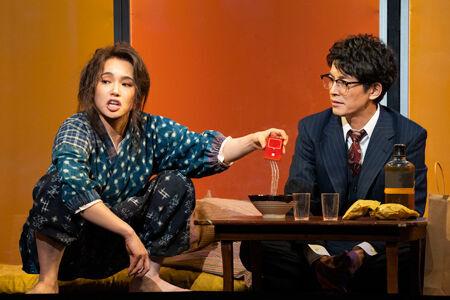 不埒な男・藤木直人と偽装妻・ソニンで描く「グッドバイ」