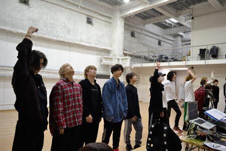 ホストたちが魅せるライブに期待! 舞台「私のホストちゃん」稽古場レポート
