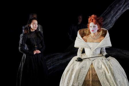 長谷川京子、主演舞台『メアリ・スチュアート』で「熱量を味わってほしい」