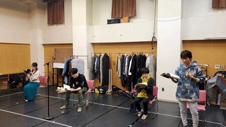 世界三大悲劇を出演者4名で描く 音楽朗読劇「嵐が丘」