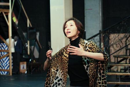 安蘭けいと濱田めぐみがそれぞれの大女優を表現『サンセット大通り』