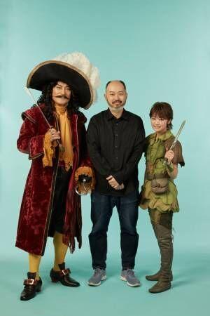 森新太郎の新演出でミュージカル『ピーターパン』が大リニューアル