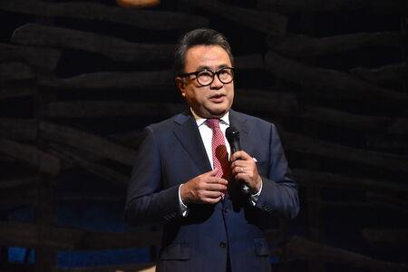 三谷幸喜による新作舞台『大地』東京公演が開幕 「僕らが先陣を切る」