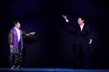 劇団スーパー・エキセントリック・シアター 第58回本公演 ミュージカル・アクション・コメディー「世界中がフォーリンラブ」