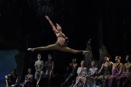 Kバレエ『海賊』で再始動、熊川哲也「力強い作品で新たな一歩を」