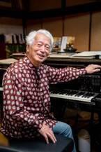 左手ピアニスト舘野泉が60周年に世界初演×3!