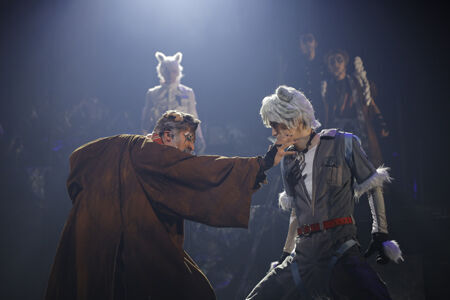 熱い犬(おとこ)たちの舞台「銀牙 -流れ星 銀-」完結編、開幕!