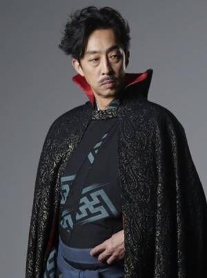 朗読劇『さらば黒き武士』北村有起哉(信長)