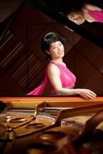 上原彩子がピアノの音の魅力伝える二人の作曲家を <インタビュー>