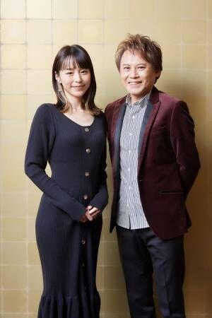玉野和紀&平野綾「ミュージカル俳優と昭和歌謡は好相性」