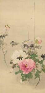 花鳥画で欧米を魅了した画家・渡辺省亭の展覧会開催