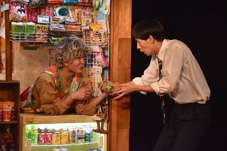 小沢道成と田中穂先の二人芝居『夢ぞろぞろ』が再演