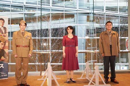 濱田めぐみ「今、意味がある作品」『アリージャンス』開幕