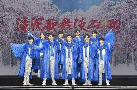 CDデビュー後、初の劇場公演!Snow Man主演『滝沢歌舞伎』開幕