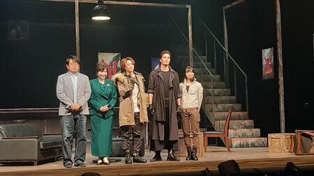 舞台は五輪を控えた虚構の日本…FICTIONAL STAGE「亡国のワルツ」開幕